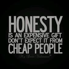 honesty quotes sayings about being honest