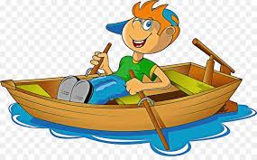 row boat vector