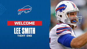 Buffalo signs free agent tight end Lee Smith for second stint with ...