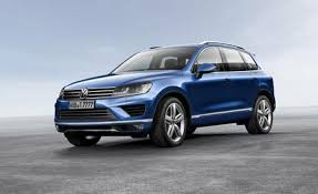 2016 volkswagen touareg honed for