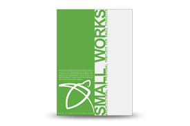 small works fee proposal template