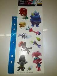 Trolls World Tour Peel Stick 11 Wall Decals Poppy Branch Girls Room Stickers 34878354194 Ebay