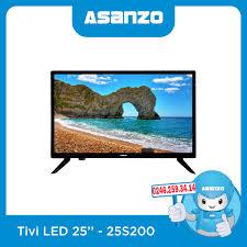 Tivi Led ASANZO 25S200 25 inch - ASANZO Hà Nội
