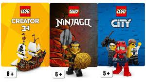 Summer 2020 LEGO Ninjago, City, and Creator Pirate Ship... First ...