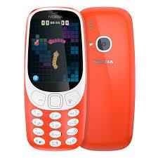 Nokia- 3310 Dual Sim -Red