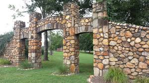 Brevard College Stone Fence And Gate Wikiwand