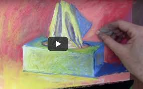 painting a white object with colour