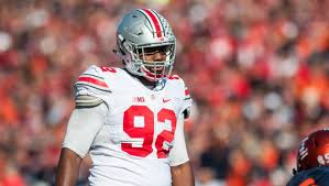 Ohio State DT Adolphus Washington suspended for Fiesta Bowl