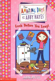 Amazon.fr - Amazing Days Of Abby Hayes, The #05: Look Before You Leap -  Mazer, Anne - Livres