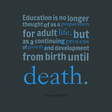 quotes about continuing your education quotes