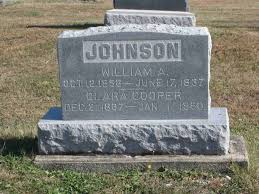 William Albert Johnson (1858-1937) - Find A Grave Memorial