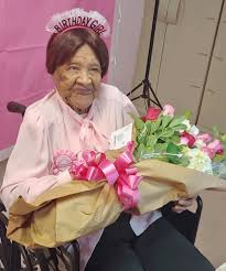 Westgate Hills Resident Lacy Adele Foster Celebrates 105th Birthday | The  Baltimore Times Online Newspaper | Positive stories about positive people