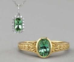 maine tourmaline jewelry largest