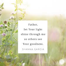How can you let His light shine today? - Proverbs 31 Online Bible ...