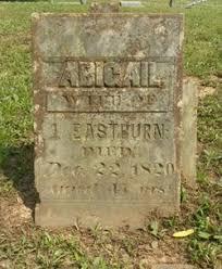 Abigail Phillips Eastburn (1773-1820) - Find A Grave Memorial