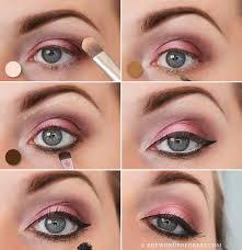 pink valentine s day makeup tutorial