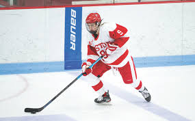 Senior Cook stirring the pot for the Terriers - New England Hockey ...