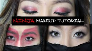 3 simple ninja make up look you