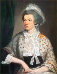 Abigail Adams, First Lady Painting by Science Source