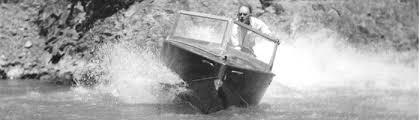Development of the Jet boat at Lake Tekapo with Tekapo Tourism.