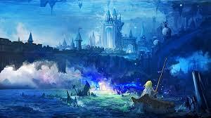 dream fantasy magic castle child