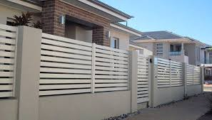 Creative Lightweight Solution Rendered Walling Fencing Townhouse Projects Adelaide