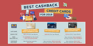 6 cashback credit cards that pay out