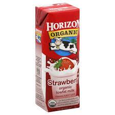 shelf le milk horizon organic lf