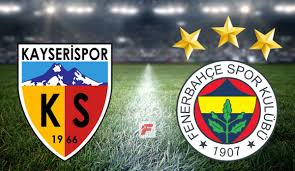 Kayserispor - Fenerbahçe hangi kanalda, saat kaçta? - Fenerbahçe ...
