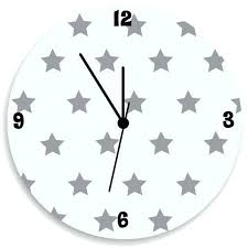 Kids Room Wall Clocks Wanderinc Co