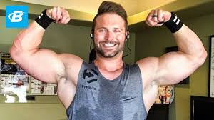 jacked at home strength workout mike