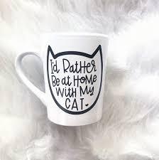 Cat Mug Cat Coffee Cup Customizable Coffee Mug Ceramic Coffee Mug Vinyl Coffee Mug Vinyl Decal Cat Decal Cat Coffee Cups Cat Decal Mugs
