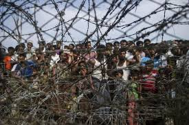 Bangladesh Halt Plans To Fence In Rohingya Refugees Human Rights Watch
