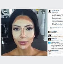 celebrity makeup artist contouring