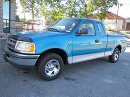 1998 ford f150 data info and specs