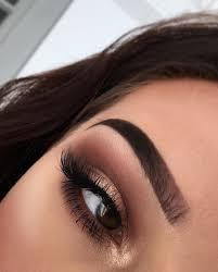 prom makeup eye make up brown eyes