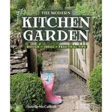 modern kitchen garden design ideas