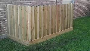 Fence On The Side Of The House To Hide Trash Cans Hide Trash Cans Outdoor Trash Cans Trash Cans