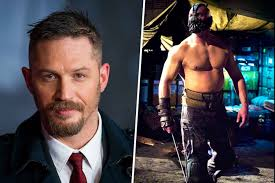 Celebrity Workout: How Tom Hardy Bulked Up To Play The Role Of Bane | Men's  Health Magazine Australia