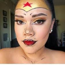 superwoman make up