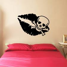Creative Lips Wall Decal Stickers Art Vinyl Decal Water Resistant Gold