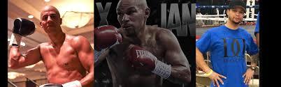 boxing meier vs thomas face to face