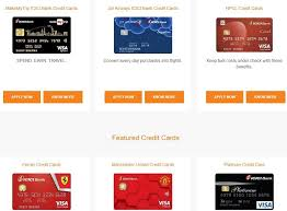 icici credit card credit card how to