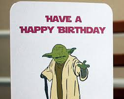 yoda birthday quotes quotesgram