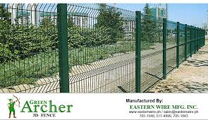 Eastern Wire Manufacturing Inc Wire Products 3d Fence
