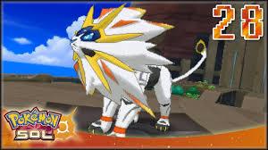 Pokémon Sol Capítulo 28 - VS SOLGALEO