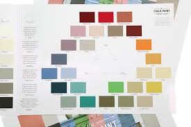 chalk paint color options easy craft