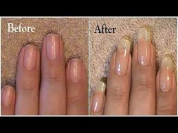 long natural nails 3 month nail growth