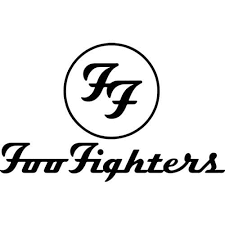 Foo Fighters Band Decal Foo Fighters Band Logo Thriftysigns