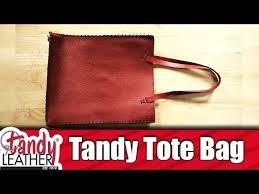 tandy tote bag free pattern and diy
